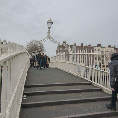 Ha'penny Bridge.